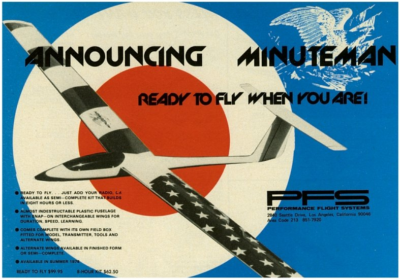 Performance Flight Systems Minuteman
