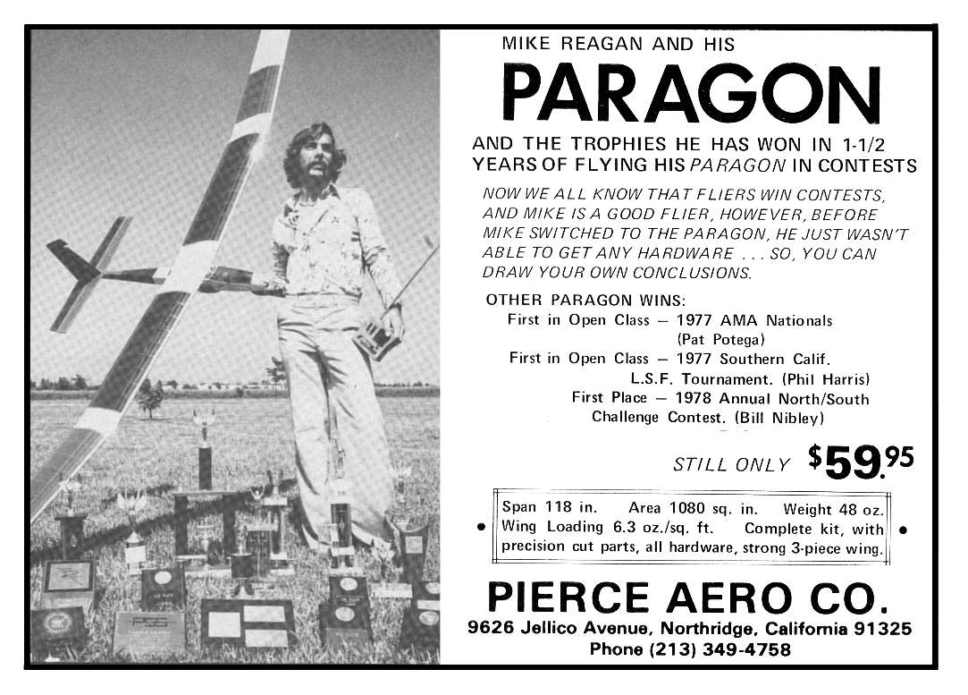 Pierce Paragon