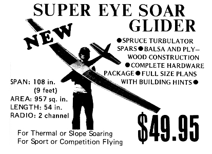 Sure Flight Super Eye Soar